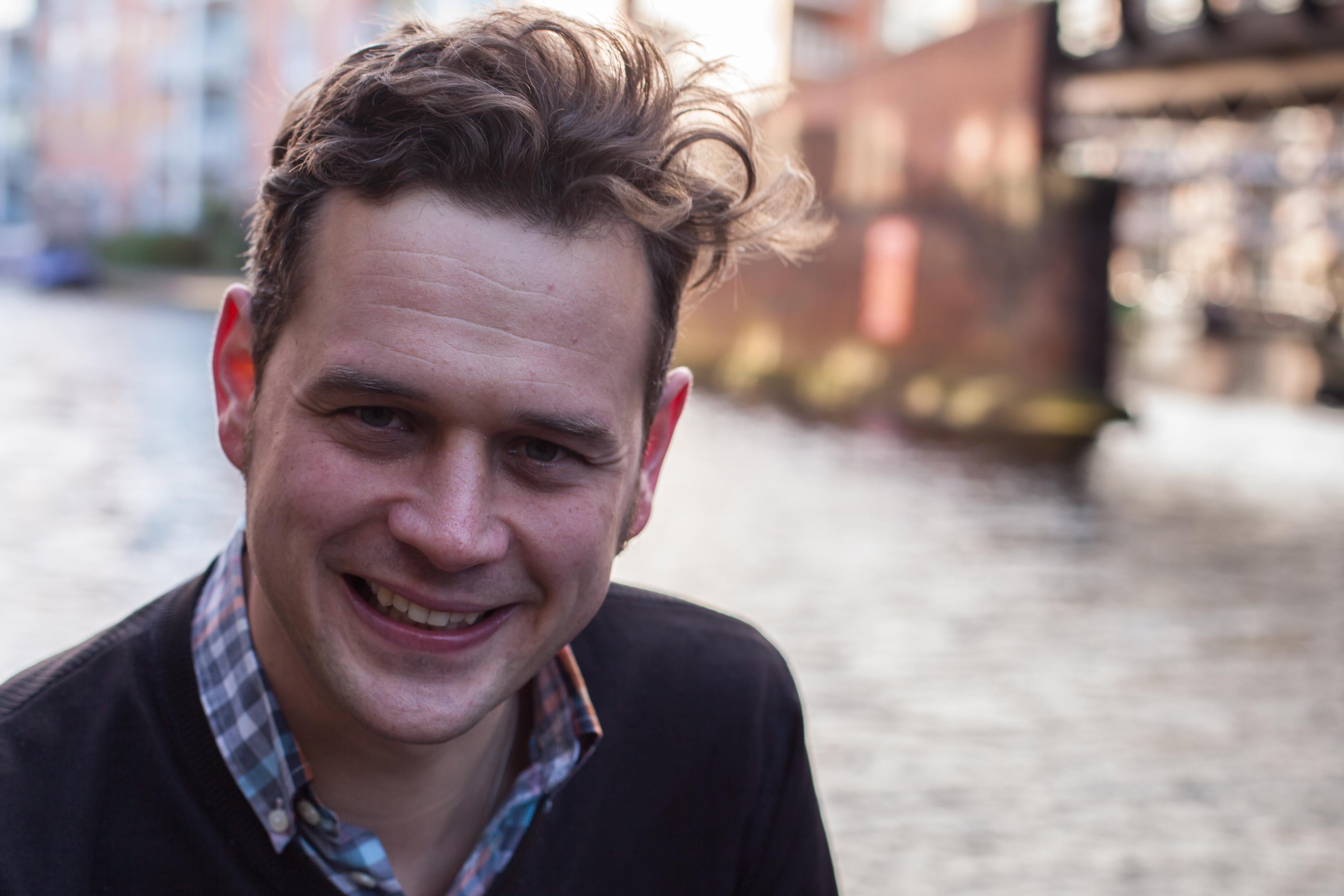 Luke Kennard, Canal Laureate